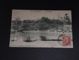 BRÉSIL - Oblitération De Pelotas Sur Carte Postale Pour La France En 1917 Via Lisbonne- A Voir - L 1382 - Cartas