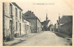 45 - ERVAUVILLE - Route D'Egreville - France