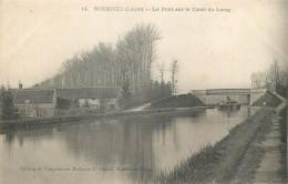 45 - DORDIVES - Pont Sur Le Canal Du Loing - Dordives