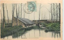 45 - DORDIVES - Lavoir - Pont - Dordives