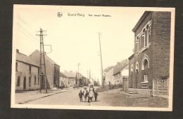 - BELGIQUE - GRAND-RENG  - Rue Joseph Wauters  ( Edit : Cauchies-Blampain ) - Erquelinnes