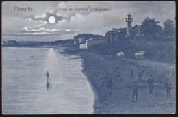CPA - (Roumanie) Mangalia - Farul De Orientare Al Vapoarelor - Romania
