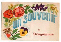 09592-LE-83-Un Souvenir De Draguignan---------fleurs - Draguignan