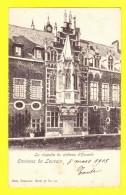 * Leuven - Louvain (Vlaams Brabant - Bruxelles) * (Nels, Série 36, Nr 52) Chapelle Du Chateau D'Heverlee, Kasteel - Leuven