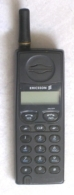 TELEFONO CELLULARE - ERICSSON GH 388 - ANNI '90 - VINTAGE - Telefonia