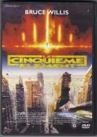 """D-V-D """" LE CINQUIEME ELEMENT """" EDITION SIMPLE - Sci-Fi, Fantasy"""