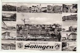 ALLEMAGNE - SOLINGEN - KLINGENSTADT - MULTIVUES - PONT GARE ETC - CPSM - Solingen