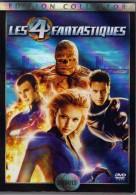 """D-V-D """" LES 4 FANTASTIQUES """" EDITION COLLECTOR 2 DVD - Ciencia Ficción Y Fantasía"""