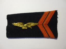 épaulette Armée De L'air Et épingle - Equipement