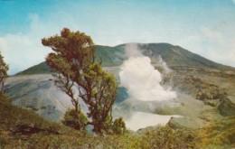 Costa Rica Poas Volcano 1976 - Costa Rica