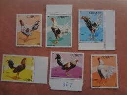 1981 Cuba Birds Cock (69) - Nuovi