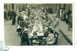 1930s? Ramsgate Kent RP Street Party , Royal Celebration GR & Brooke Bond Tea Hats, Unused - Feiern & Feste