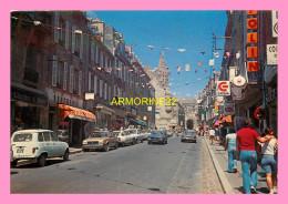 CPM SAINT POL DE LEON  Rue Du General Leclerc - Saint-Pol-de-Léon