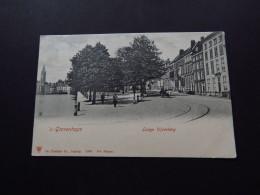 Postcard Netherlands Holland Den Haag The Hague 's Gravenhage Lange Vijverberg - Postkaarten