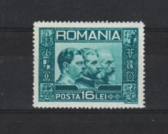 1931 -  Rois  Mi No 418 Et Yv No 427 MH - Ungebraucht