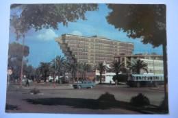 CPA TUNISIE TUNIS. Hotel Du Lac. - Tunisie