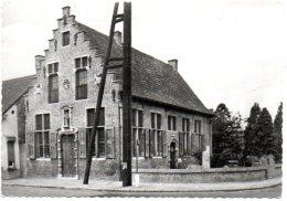 Wachtebeke Vierschaargebouw 1579  Bibliotheek - Wachtebeke