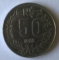 URUGUAY - 50 Nouveaux Pesos 1989 - - Uruguay