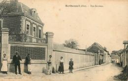 Berthecourt - Rue Bruneau - Belle Animation - Francia