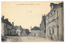 Cpa: 58 BRINON SUR BEUVRON (ar. Clamecy) La Poste (Camion) 1932 N° 1579 - Brinon Sur Beuvron