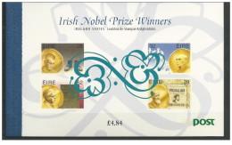 Irlanda - 1994 - Nuovo/new MNH - Nobel - Libretto - Mi N. MH-27 - 1949-... Repubblica D'Irlanda