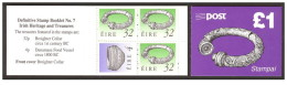Irlanda - 1995 - Nuovo/new MNH - Cultura - Libretto - Mi N. MH-31 - 1949-... Repubblica D'Irlanda