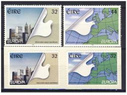 Irlanda - 1995 - Nuovo/new MNH - Europa CEPT - Mi N. 890/93 - 1949-... Repubblica D'Irlanda