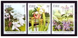 Irlanda - 1995 - Nuovo/new MNH - Fiori - Mi N. 917/19 - 1949-... Repubblica D'Irlanda