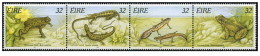 Irlanda - 1995 - Nuovo/new MNH - Rettili - Mi N. 909/12 - 1949-... Repubblica D'Irlanda