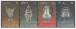 Malta - 1994 - Nuovo/new MNH - Antichità - Mi N. 945/48 - Malta