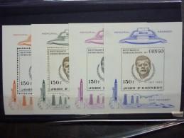REP.DEM.DU CONGO 645A/45D Xx ( COB ) COTE : 100 EURO ( F ) - Neufs