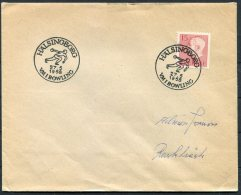 1958 Sweden Halsingborg Bowling Sports Cover