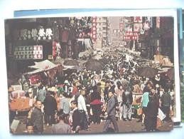 Hong Kong Market In Open Street Kowloon - China (Hongkong)