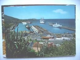 Venezuela Sea Port La Guaira - Venezuela