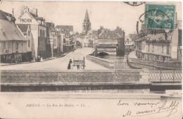 80  Amiens La Rue Des Majots - Amiens