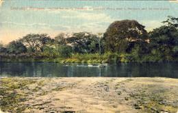 MOÇAMBIQUE, MOZAMBIQUE, LOURENÇO MARQUES, Habitantes Do Rio Incomati, 2 Scans - Mozambique