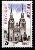 Belgique - Timbre De 1973 COB 1685 ** - Tourisme Eglise Saint-Nicolas Eupen - Belgique