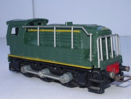 JEP HO (H0) 6002 Loco 030 DA2 Moteur AP5 - Locomotives