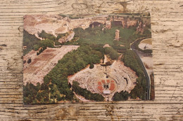 Siracusa - Anfiteatro Romano E Teatro Greco - Siracusa