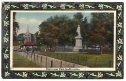 Palmerston Park, Southampton - Bealing - Unused C1910 - Salisbury