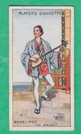 Chromo John Player & Sons, Player´s Cigarettes, Gilbert And Sullivan - Nanki Poo - The Mikado N°16 - Player's