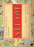 Album Chromos Chocolat Jacques - Les Sports Illustrés  Bilingue - Voir Description - Jacques