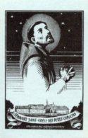 Santino Antico SEMINAIRE SAINT-FIDELE DEL PERES CAPUCINS - OTTIMO M93 - Religione & Esoterismo
