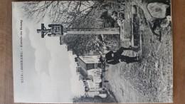 Gouezec.entrée Du Bourg.Hamonic  Le Doare N °2775 - Gouézec