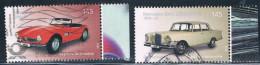 2015  Klassische Automobile  (beide Werte) Gezähnt - Used Stamps