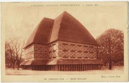 Togo Cameroun 109 Grand Pavillon Expo Coloniale Paris 1931 Architectes Boileau Et Carriere - Togo