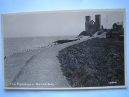 ANGLETERRE - CPA - The Reculvers - Herne Bay - Belle Carte Photo Peu Commune Du 17 Juillet 1935 - England