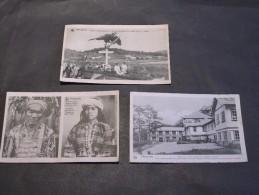 3 CPA - 1-BAGUIO/2- PORTRAITS/ 3- AIGLE AMERICAIN - Philippines