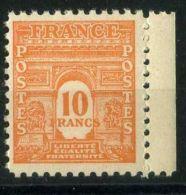 FRANCE ( POSTE ) :  Y&T N°  629  TIMBRE  NEUF  SANS  TRACE  DE  CHARNIERE  , A VOIR .