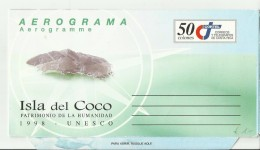 =AEROGRAMMECOSTA RICA - Costa Rica